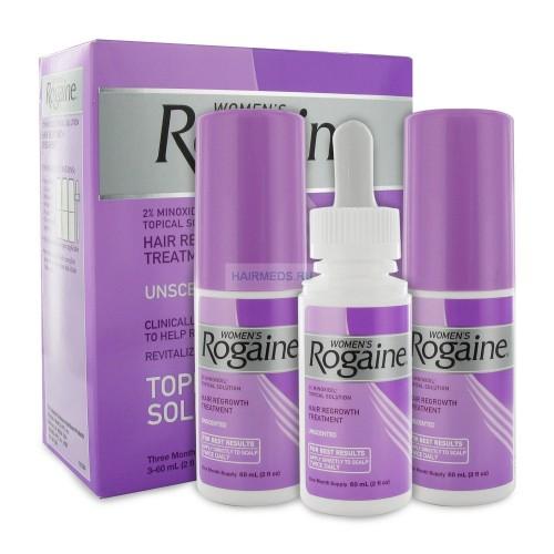 Rogaine (Регейн) для женщин 2% в Ташкенте
